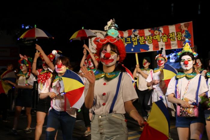 Разноцветный фестиваль в Тэгу (컬러풀대구페스티벌)4