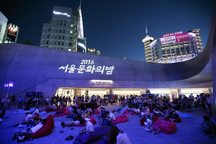 La nuit de la culture à Séoul - 서울문화의 밤