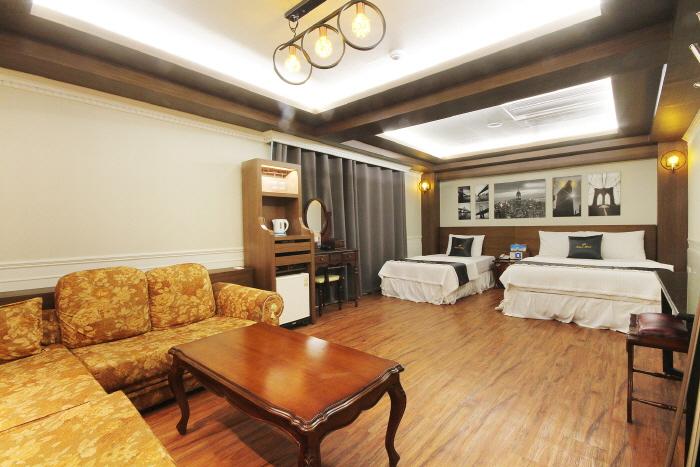 プリンスホテル[韓国観光品質認証](프린스호텔[한국관광품질인증제/ Korea Quality])