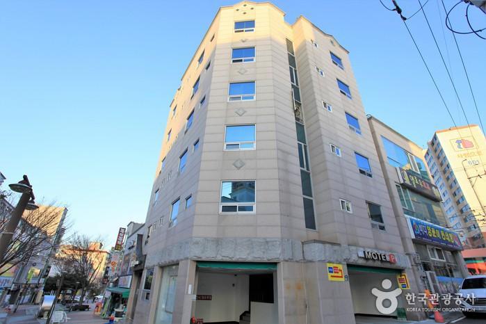 コモドモーテル[韓国観光品質認証](코모도모텔[한국관광품질인증제/ Korea Quality])