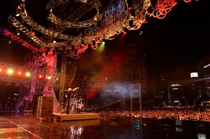 Сеульский фестиваль барабанов (서울드럼페스티벌)3