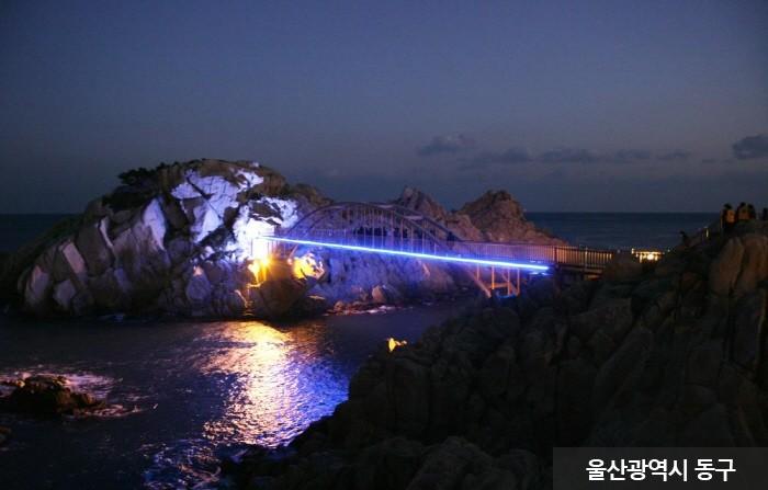 大王岩公園(대왕암공원)
