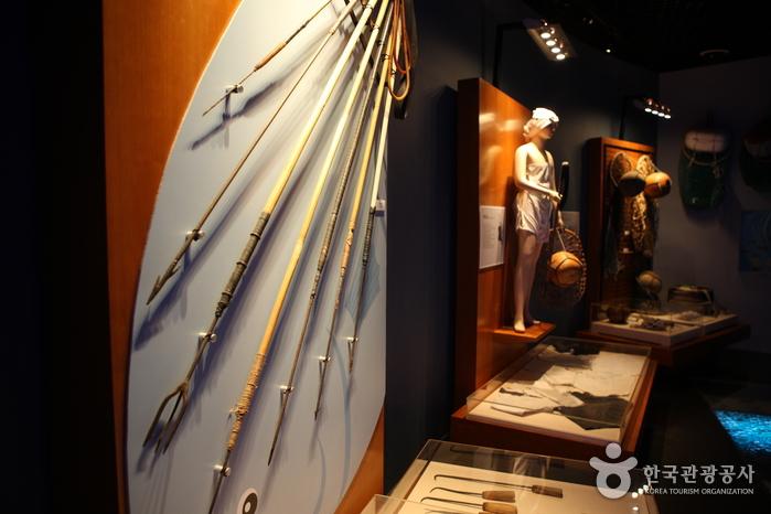 Музей ныряльщиц острова Чечжудо10