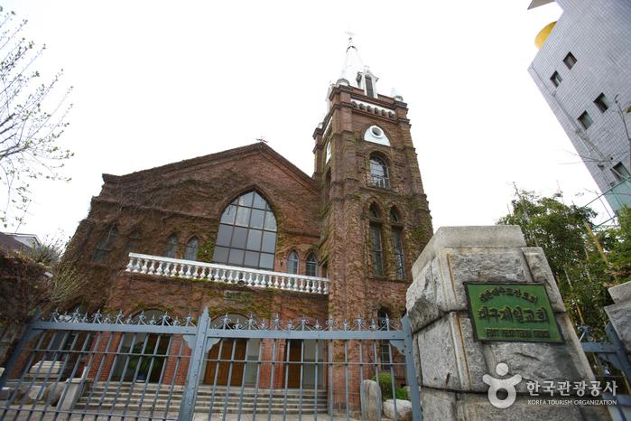 Kirche Jeil in Daegu (대구 제일교회)