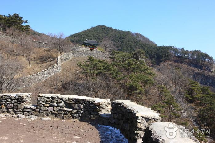 潭陽金城山城(담양 금성산성)4