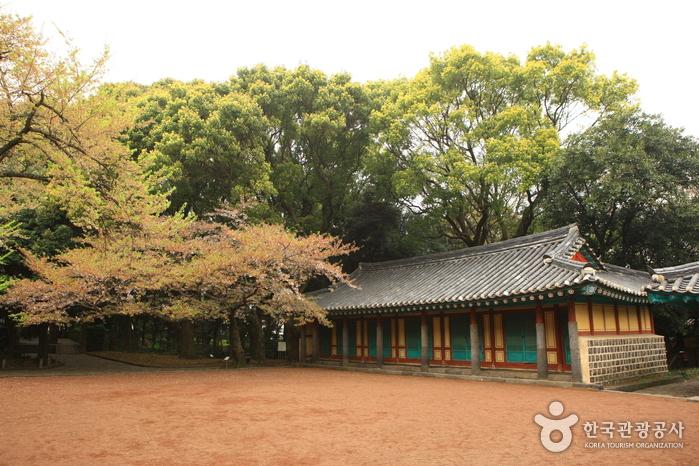 Samseonghyeol (제주 삼성혈)