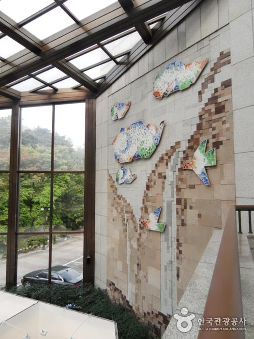 Дворец культуры и искусства в Тэгу (대구문화예술회관)7