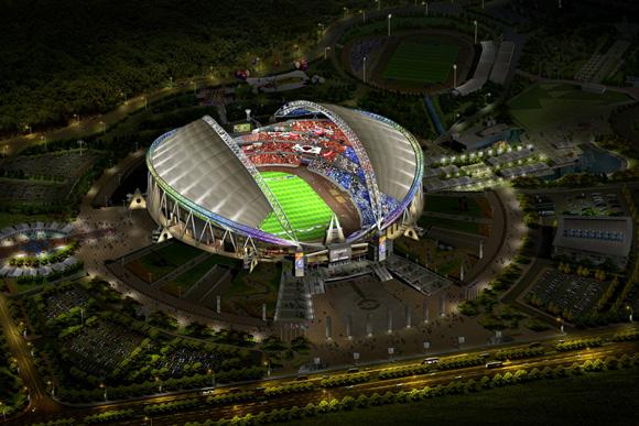 Daegu Stadium (대구스타디움)
