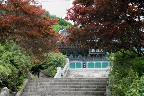 Baengnyeonsa Temple (Gapyeong) (백련사(가평))