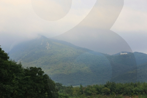 장흥의 아름다운 산을 만나다
