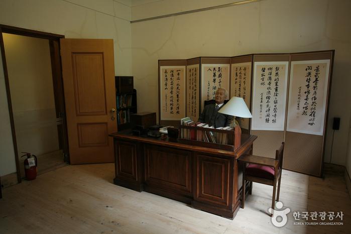 Мемориальный холл (임시수도기념관)8