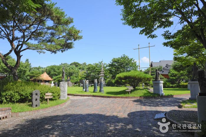 Музей буддийского искусства Мога (목아박물관)8