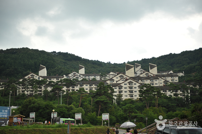 Muju Deogyusan Resort, Family Hotel (무주리조트 가족호텔)