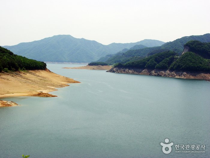 Soyangho Lake (Yanggu Section) (소양호(양구))