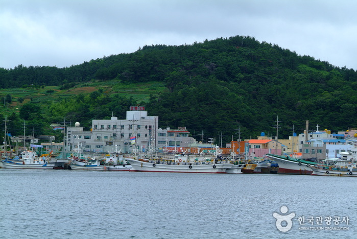 Guryongpo Port (구룡포항)