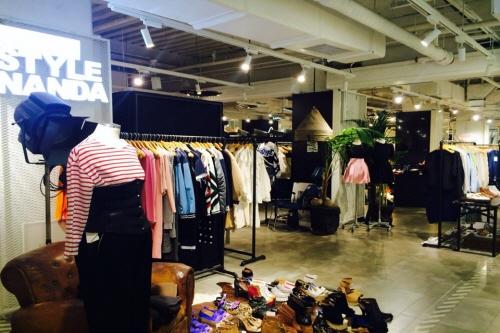 Style Nanda(乐天Young Plaza明洞店)<br>스타일난다(롯데 영플라자 명동점)