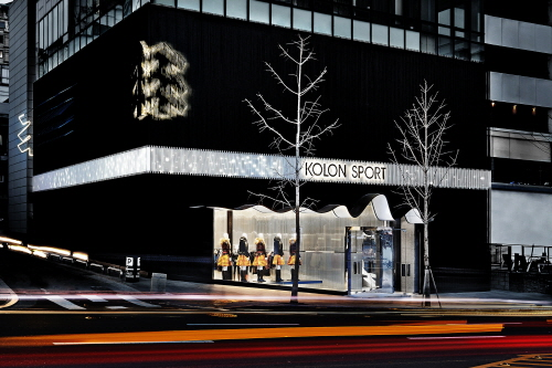 KOLON SPORT直営店(코오롱스포츠 직영점)