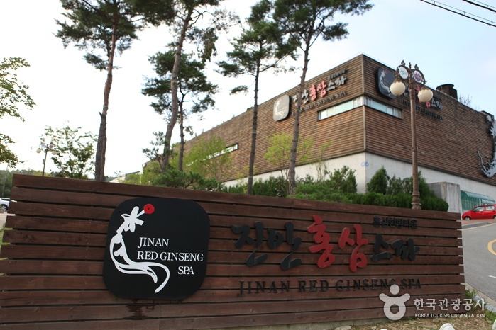 Jinan Red Ginseng Spa (진안 홍삼스파)