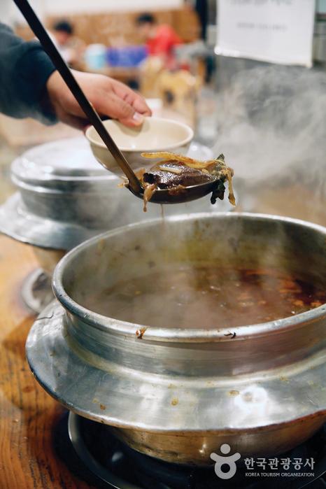 Songrim Sikdang (송림식당)