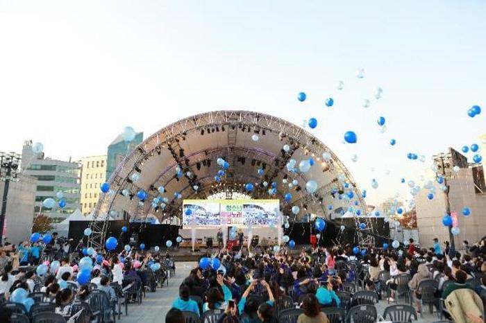 청소년 통일문화 경연대회 2018  사진6