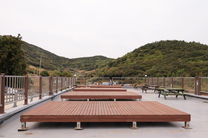 금오도캠핑장 (관광두레 주민사업체)