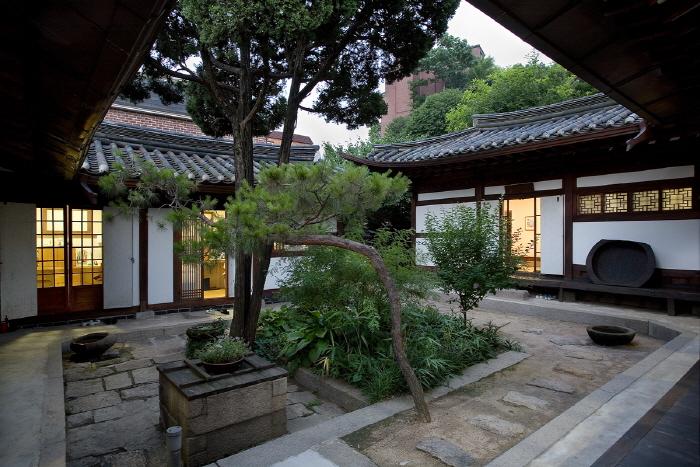 Haus von Choi Sunu (최순우 옛집)