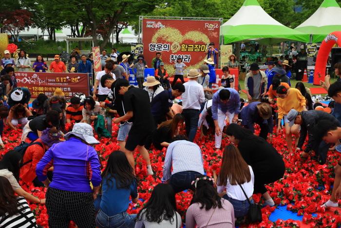 Международный фестиваль роз в уезде Коксон (곡성 세계장미축제)10