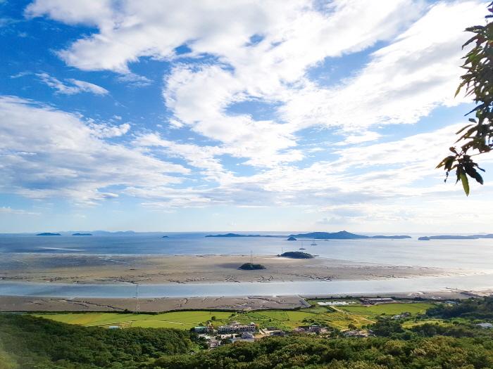 Insel Seongmodo (석모도)
