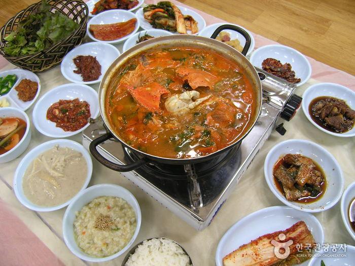 群山食堂(군산식당)