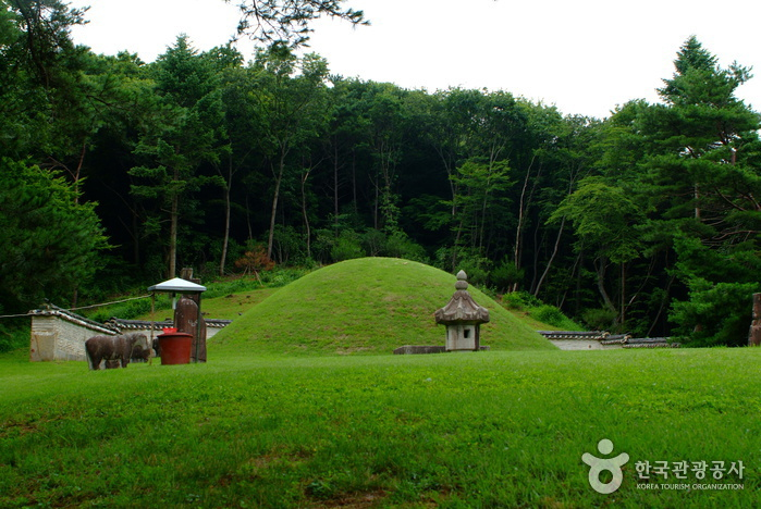 Paju Samneung (Gongneung, Sulleung and Yeongneung) [UNESCO World Heritage] (파주 삼릉 [유네스코 세계문화유산])