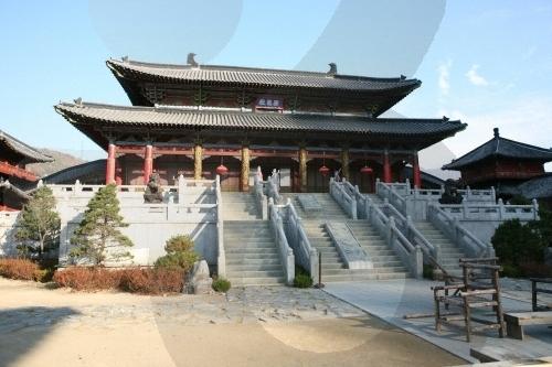 Danyang Ondal Open Film Set (단양 온달 오픈세트장)