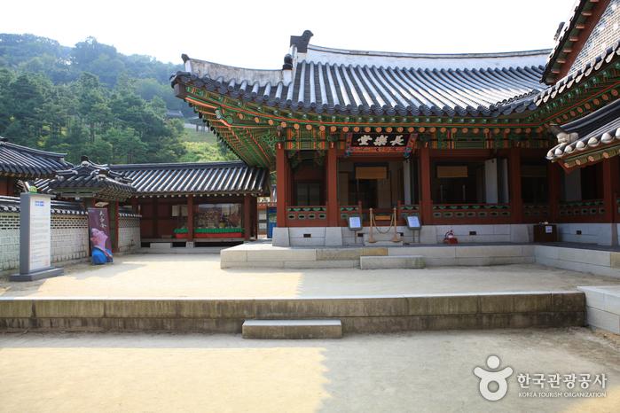 Hwaseong Haenggung Palace (화성행궁)