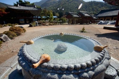 Unmunsa Temple (운문사)