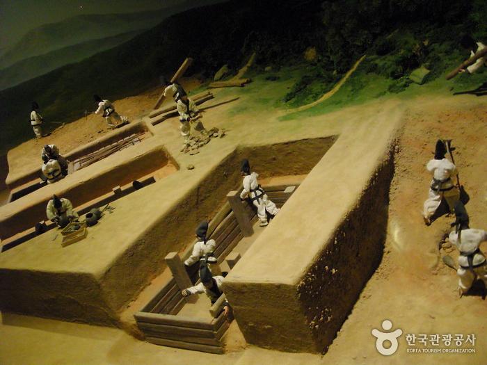 Музей Покчхон (Пусан) (복천박물관(부산))13
