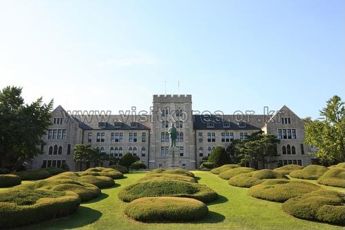 ソウル 高麗大学校本館(서울 고려대학교 본관)