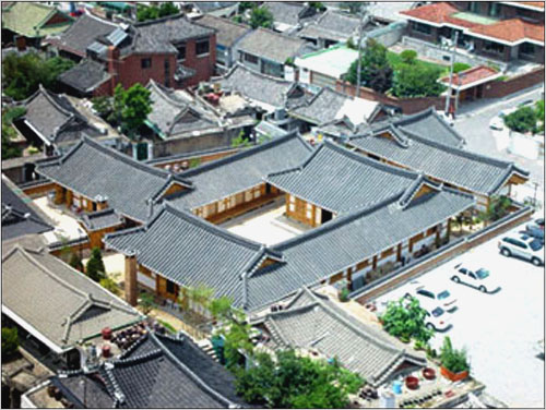 Jeonju Hanok Living ...