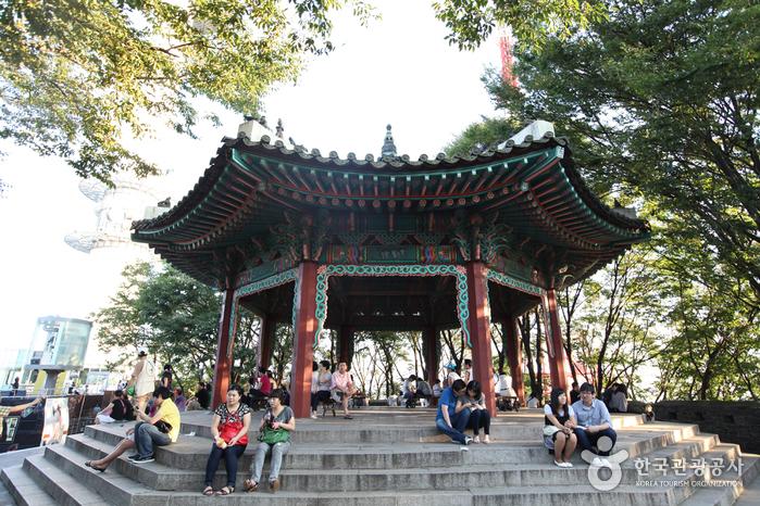 Namsan Octagonal Pavilion (남산 팔각정)