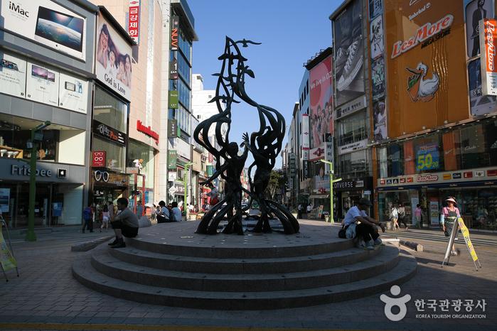 Gwangbok-dong Cultural & Fashion Street (광복로문화패션거리)