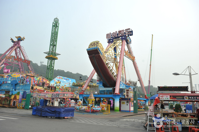 Wolmi Theme Park (월미...