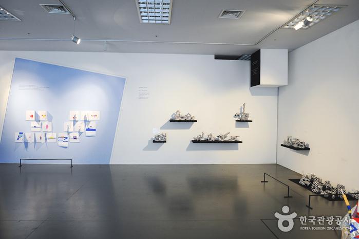 Музей современного искусства Кёнги (경기도미술관)2