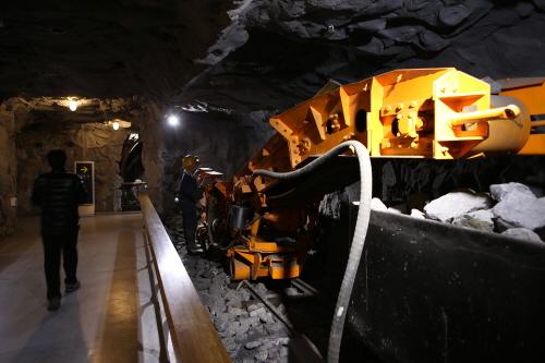 Музей каменного угля в г. Тхэбек (태백석탄박물관)2