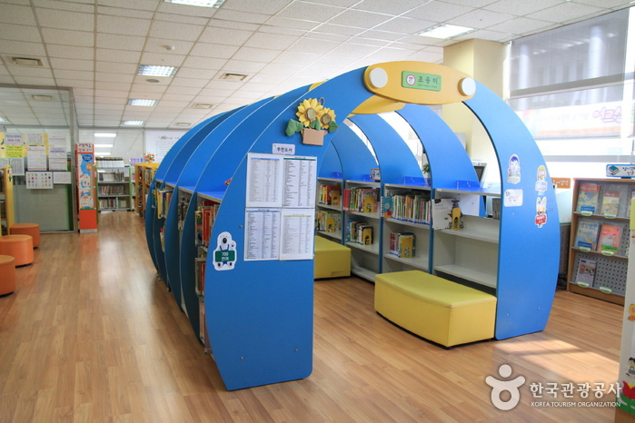 금천구립금나래도서관