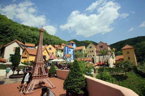Village Petite France (쁘띠프랑스)