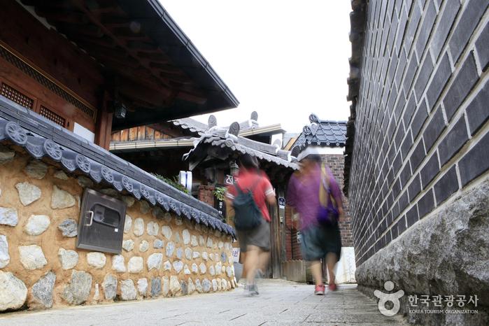 역사의 향기 그윽한 전통마을 나홀로 여행 1