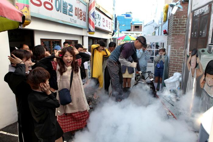 광주 추억의 충장축제 2017