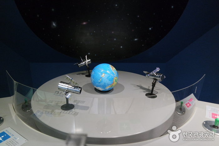 Center of Korea Observatory (국토정중앙천문대)