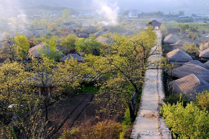 楽安邑城民俗文化祭り(낙안읍성 민속문화축제)