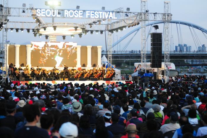 서울장미축제 2018