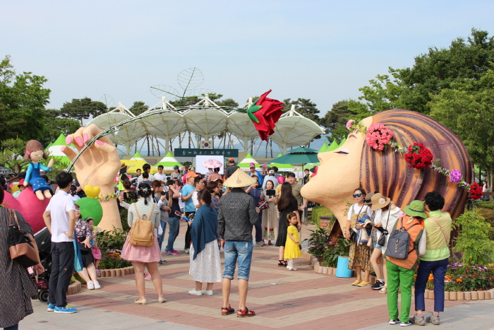 Gokseong International Rose Festival (곡성 세계장미축제)