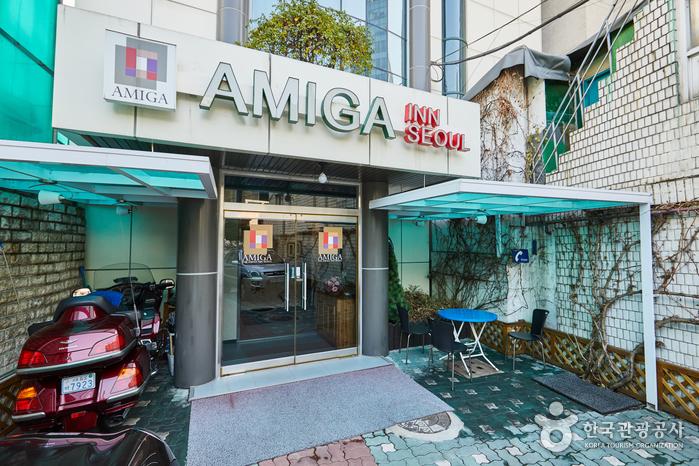 Amiga Inn Seoul [Korea Quality] / 아미가 인 서울 [한국관광 품질인증]